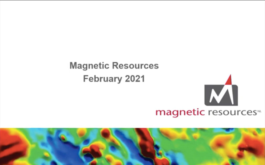 Magnetic Resources February 2021